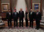 AK Parti Sinop İl Başkanlığı görevine Uğur Giresun atanmıştır.