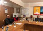 Haftalık olağan yönetim kurulu toplantımızı gerçekleştirdik