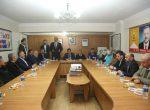 Haftalık yönetin kurulu toplantımızı gerçekleştirdik